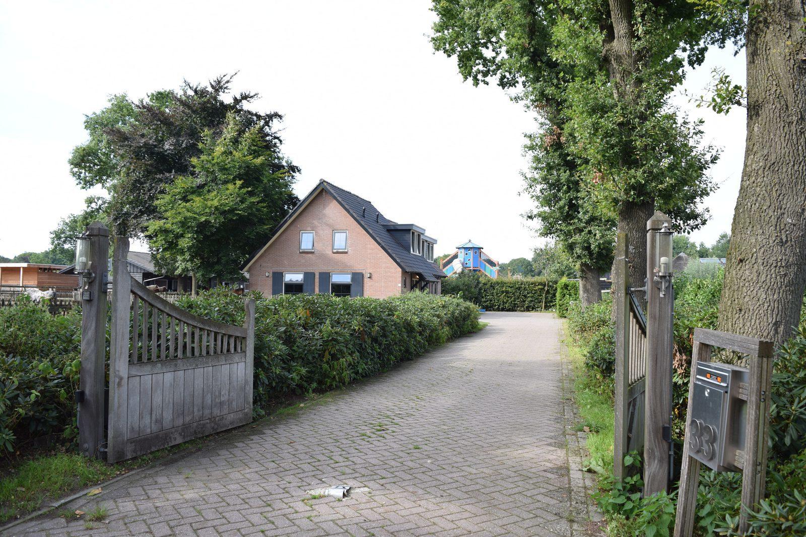 Groepsboerderij voor 20 personen op de Veluwe op Recreatiepark De Boshoek