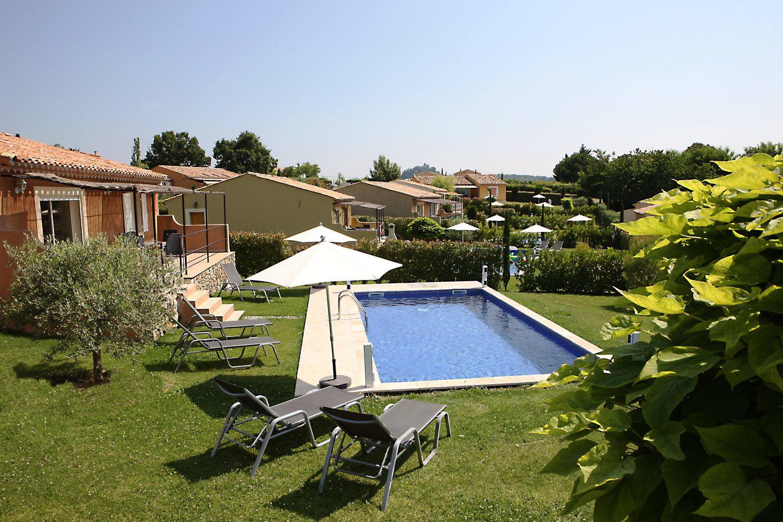 Vakantiehuizen met zwembad
