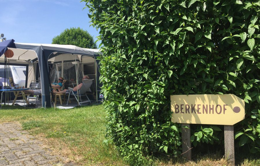 kamperen op de Berkenhof