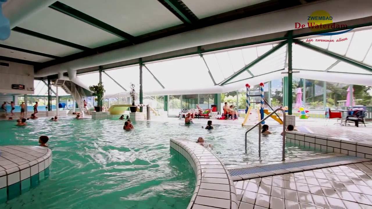 Subtropisch zwembad Rozengaarde