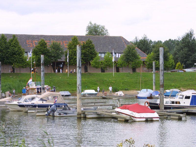 Jachthaven aan de IJssel