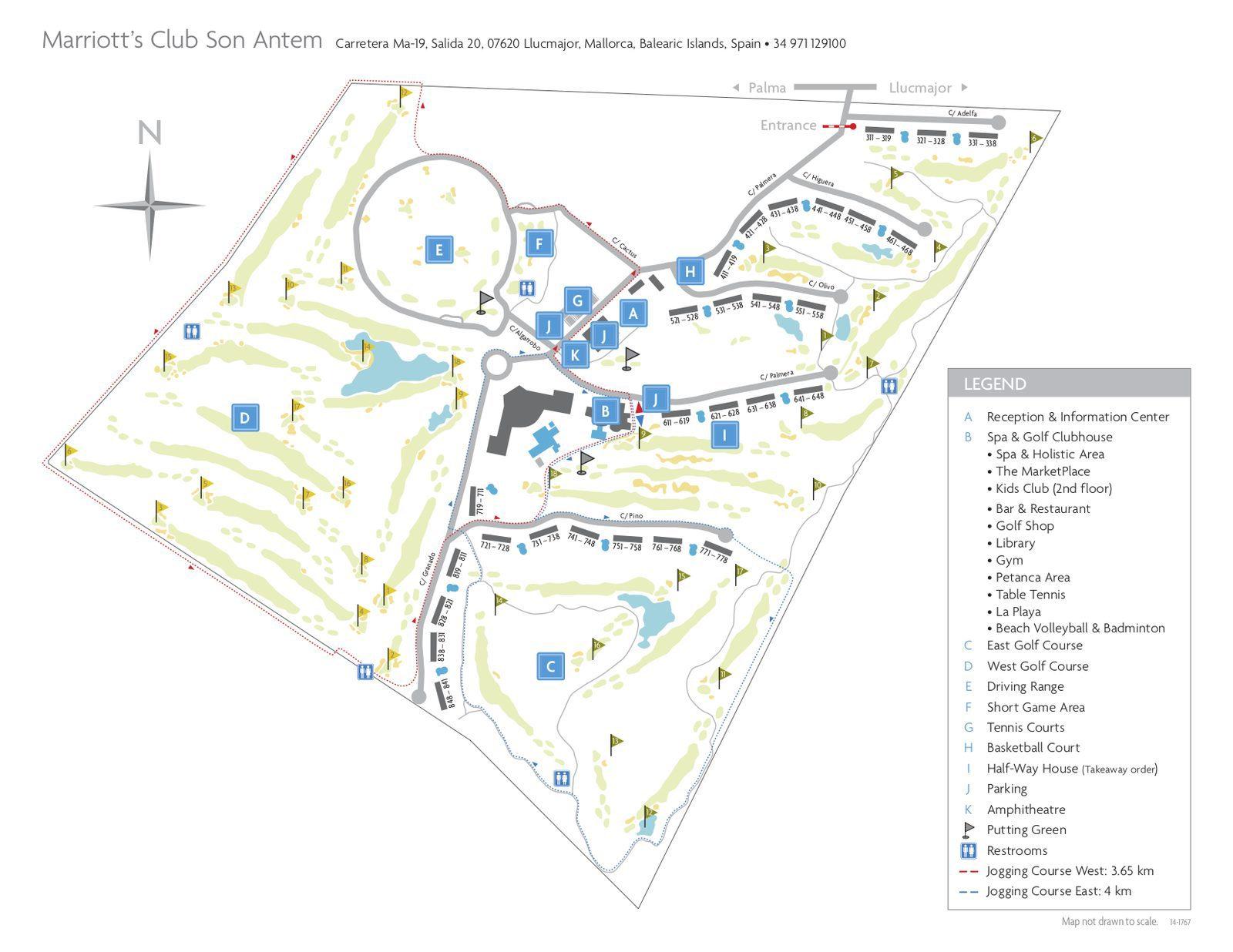 Map Club Son Antem