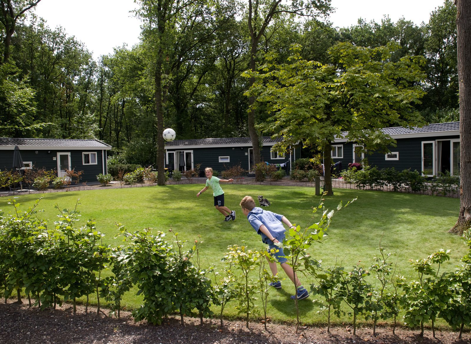 Kamperen en accommodaties op Succes Holidayparcs