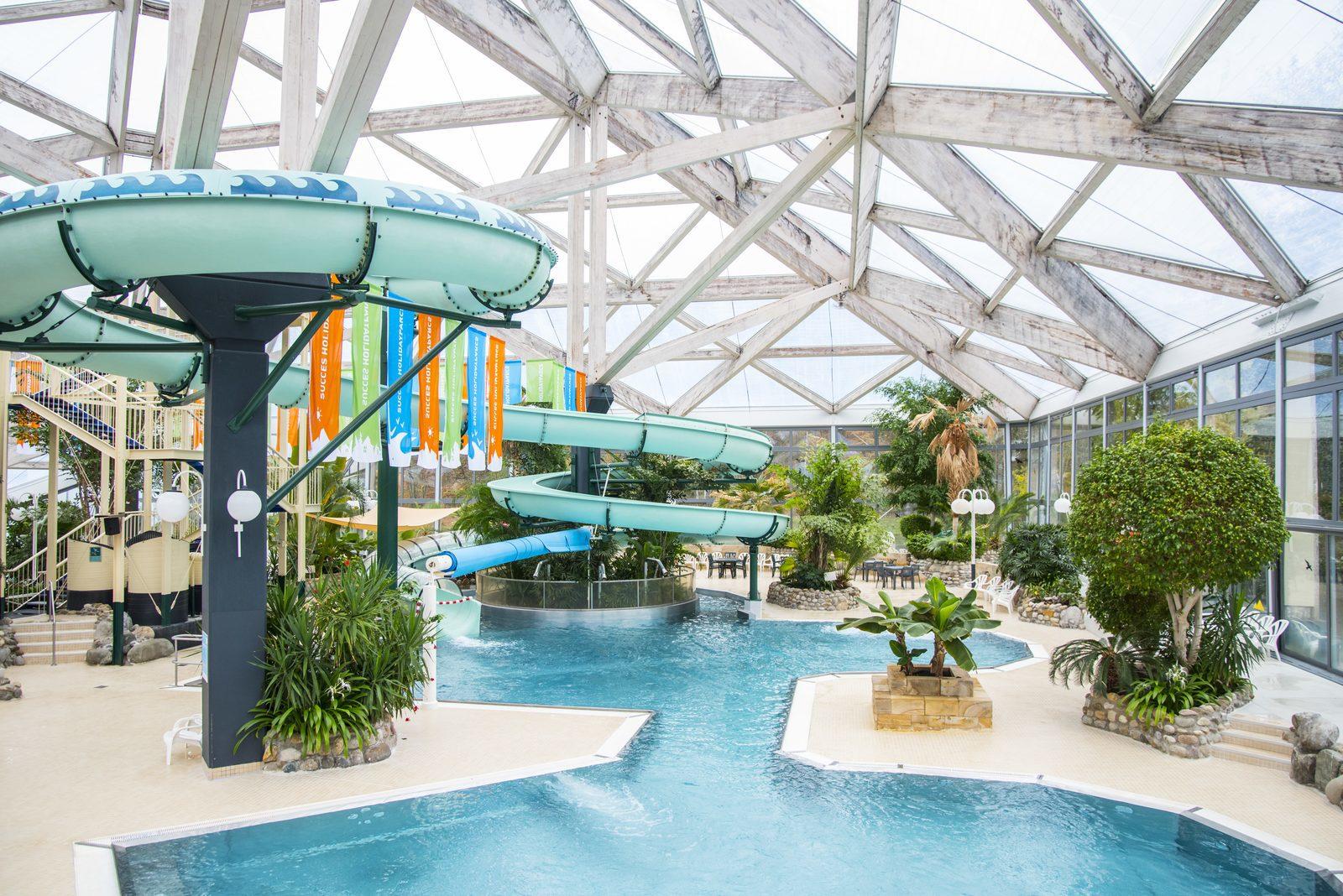 Vakantieparken met zwembad