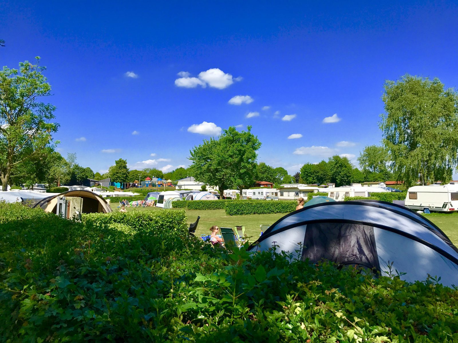 Camping on Succes Holidayparcs