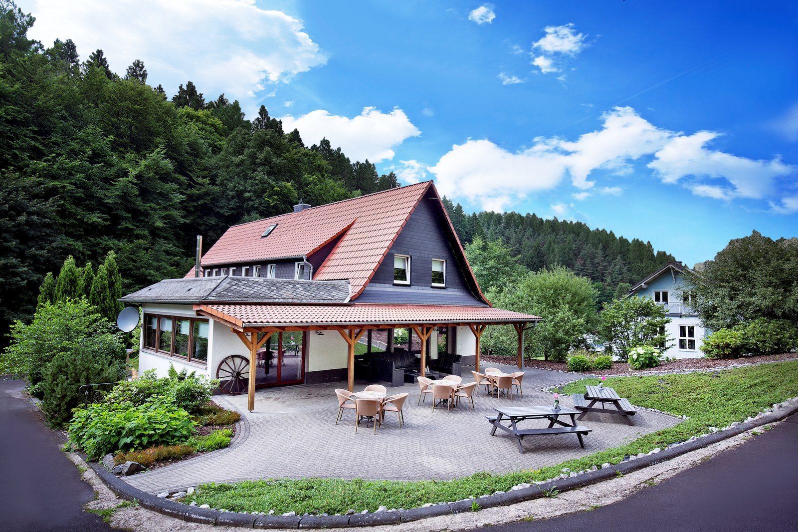 Luxe vakantieshuis in Westerwald, Duitsland