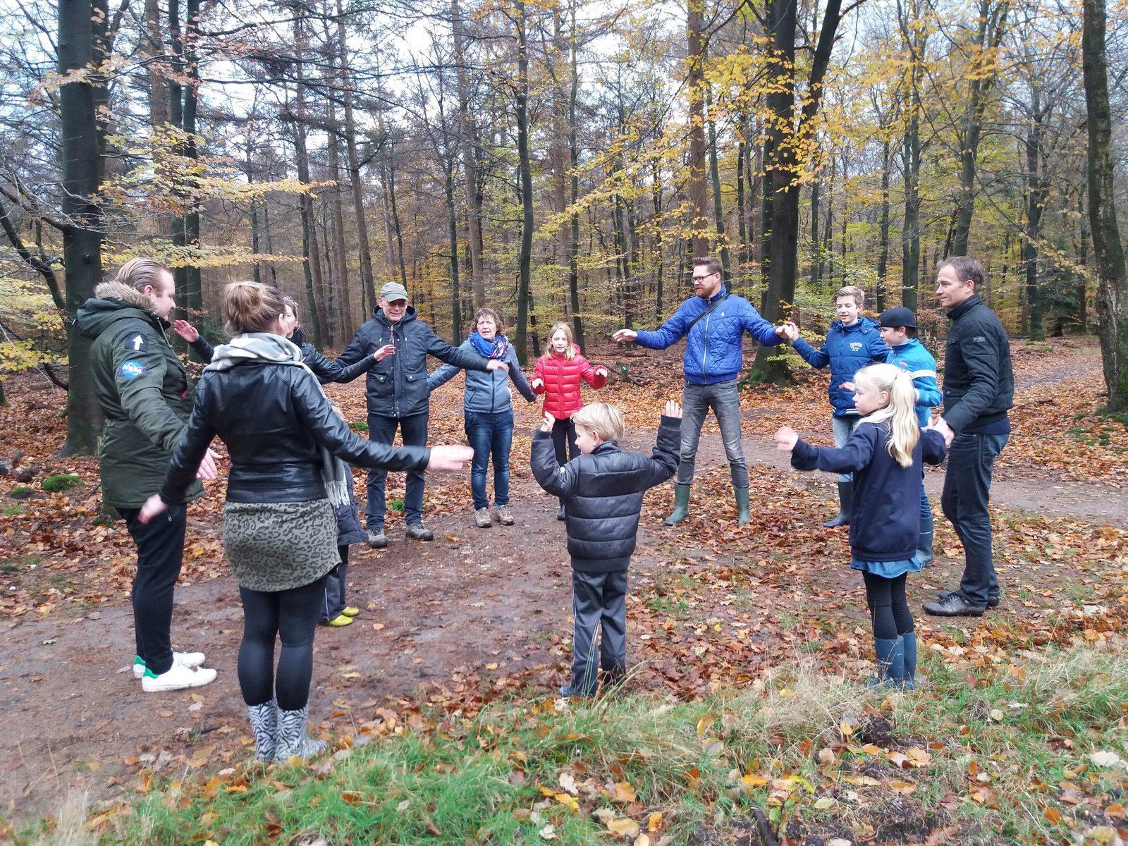 Blog - Sinterklaas weekend in Groepsboerderij