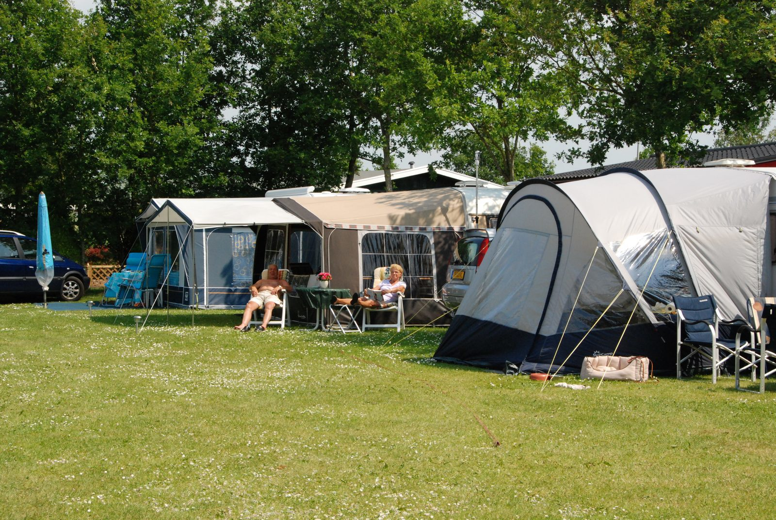Camping Grolloo Blues Festival