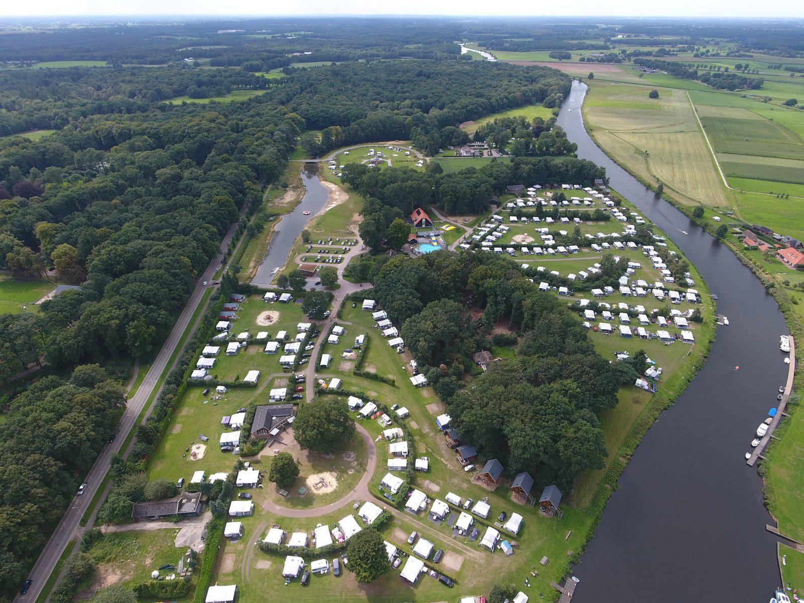 5-sterren Camping gelegen aan het Water!