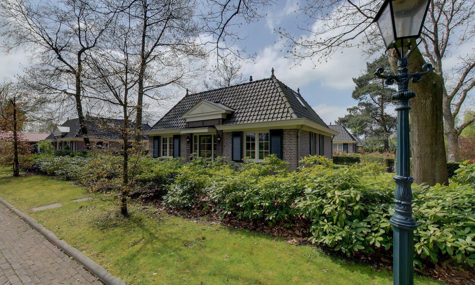 Vakantiehuizen op de Veluwe