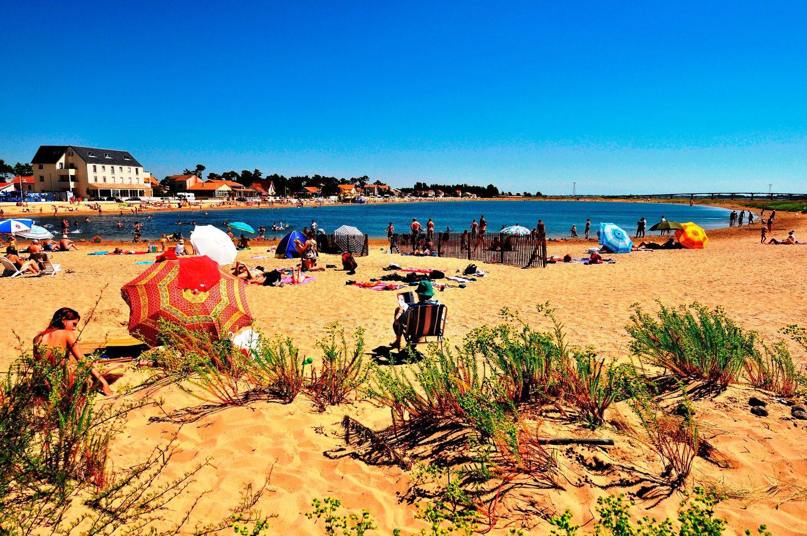 Strandvakantie bij domaine les Marees in Frankrijk