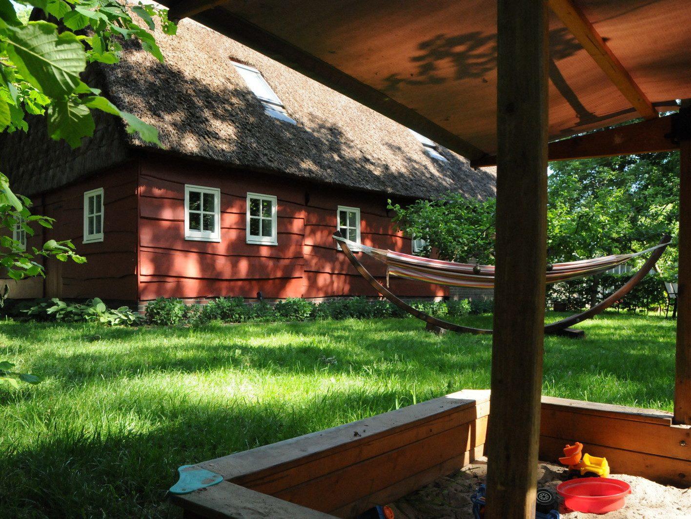 Het Drentse Erf vakantiehuis voor gezinnen met kinderen