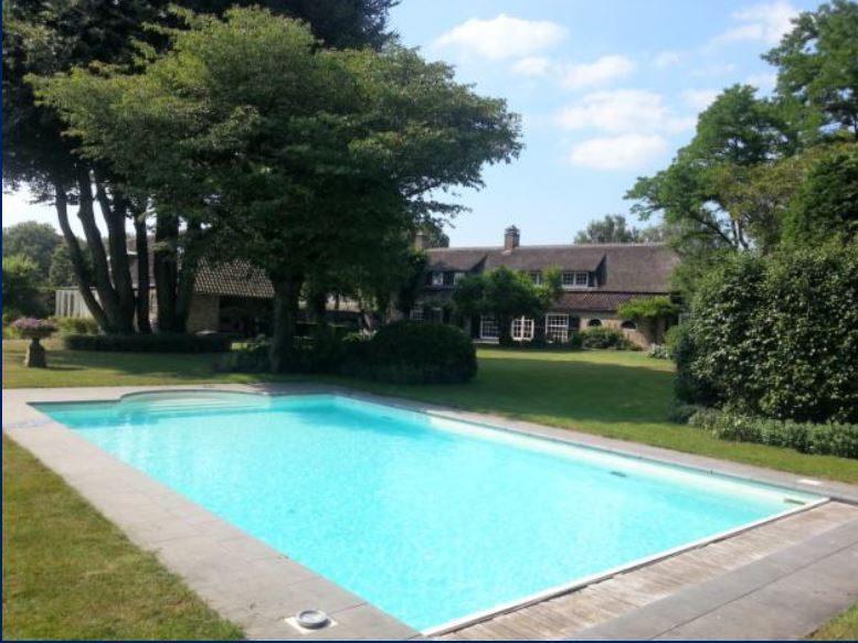 Vrachelse Heide, vakantiehuis met zwembad