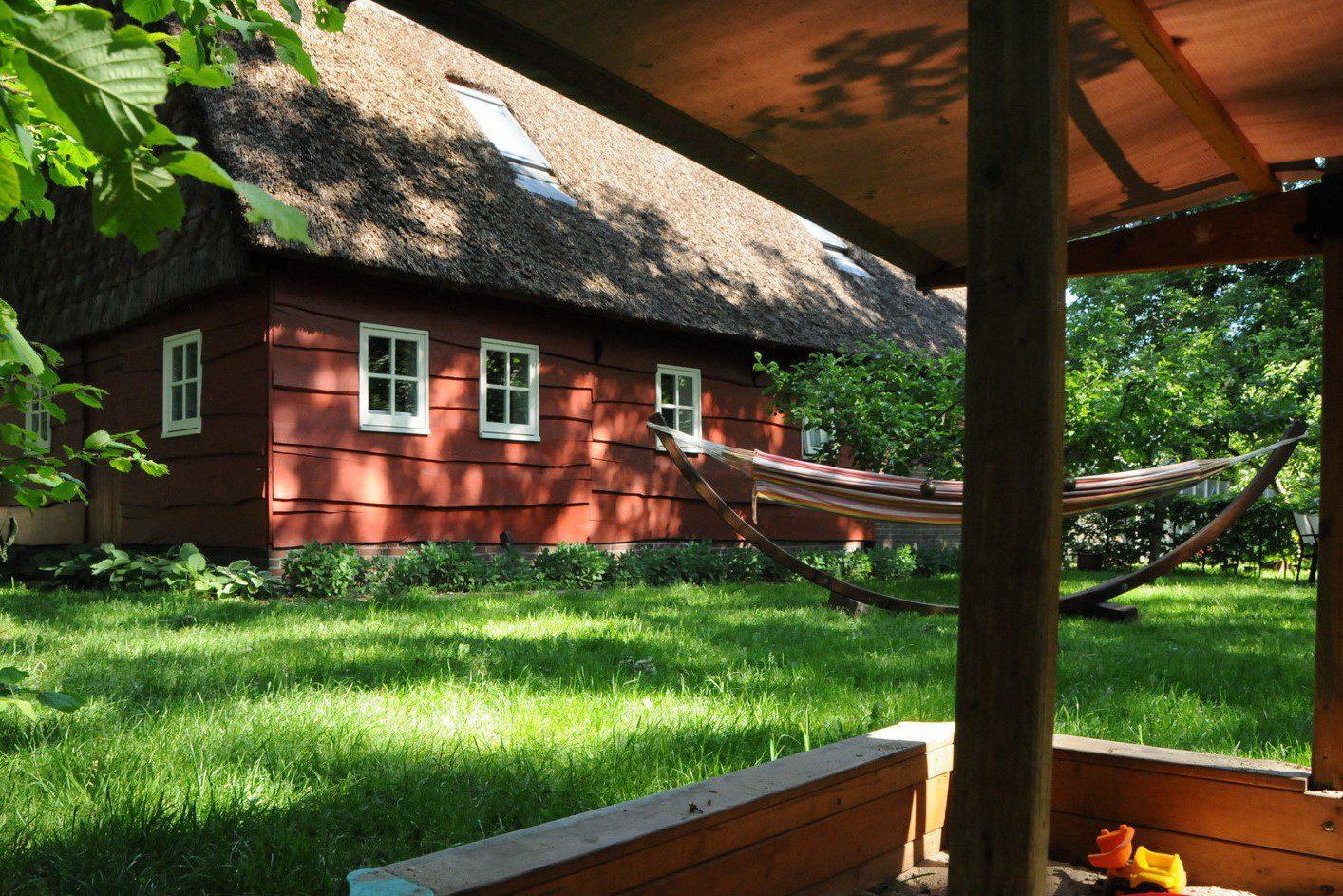 Kindvriendelijk vakantiehuis in Drenthe