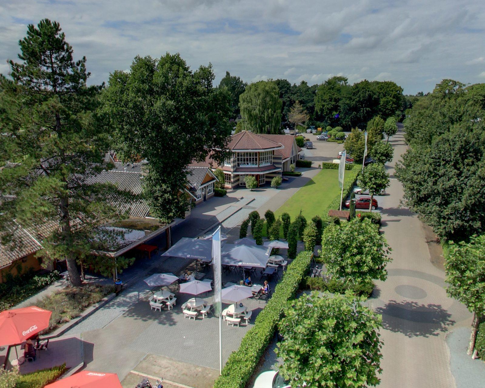 Vakantiepark op de Veluwe