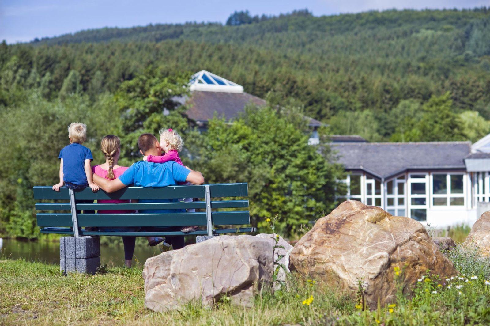 Vakantiepark met kinderen