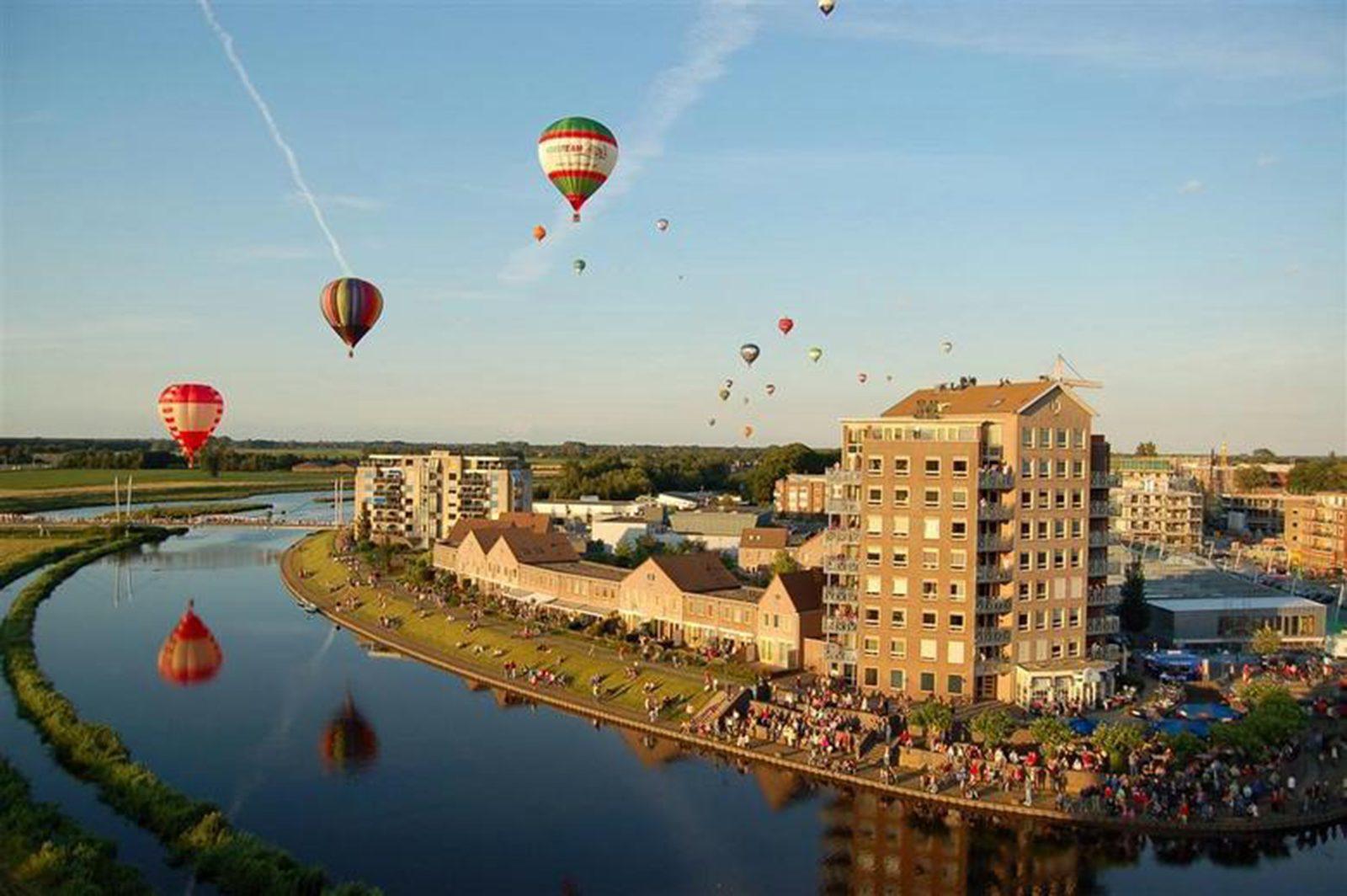 Ballonfestival in Hardenberg