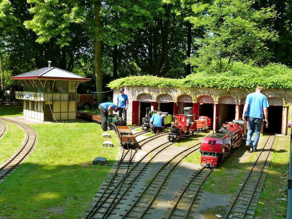 Summer Steam Turnhout