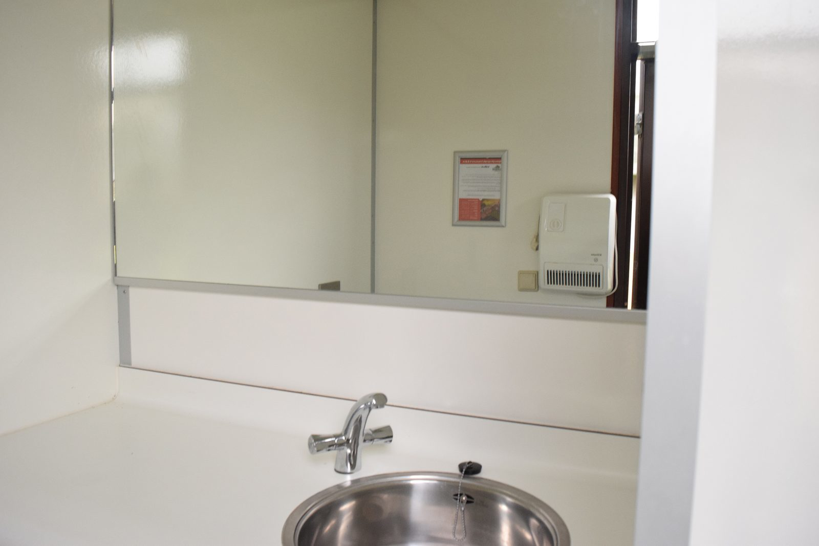 Privé sanitair bij uw kampeerplek op Recreatiepark De Boshoek