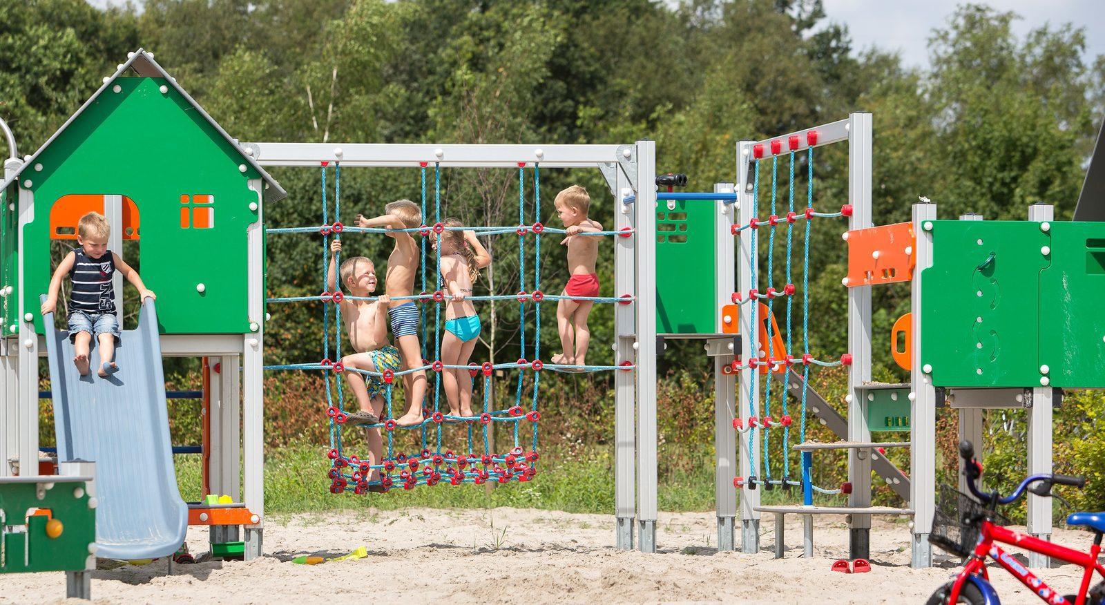 Kleinschalig vakantiepark Nederland