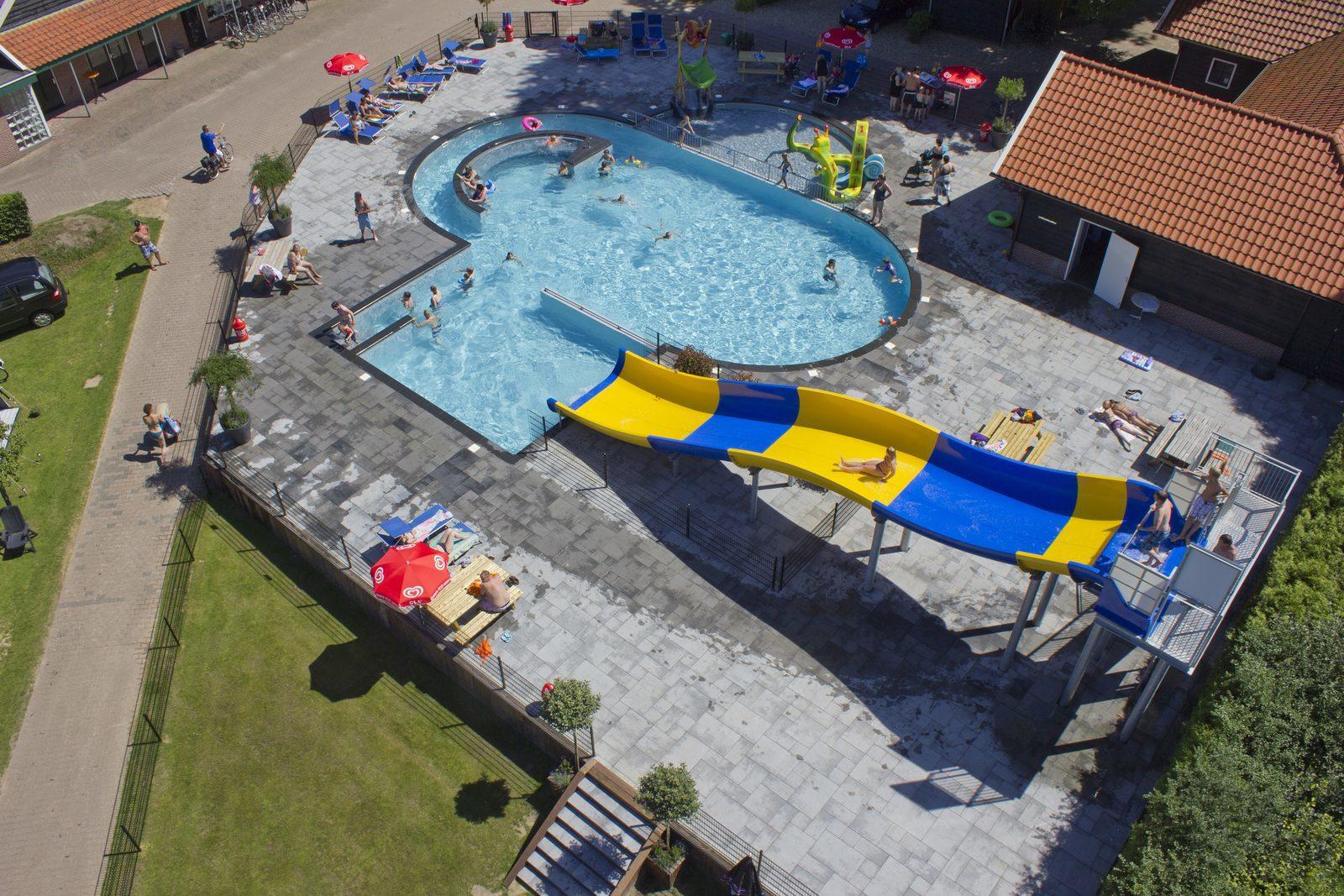 Webcam zwembad