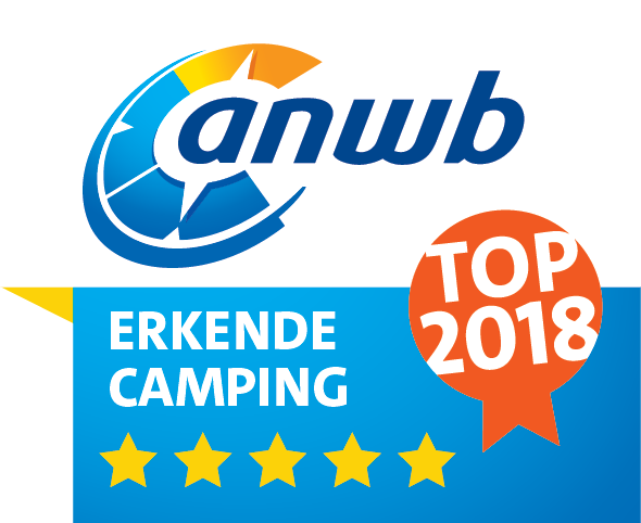 5-star ANWB top campsite!