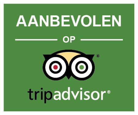 Tripadvisor raadt Recreatiepark De Boshoek aan!