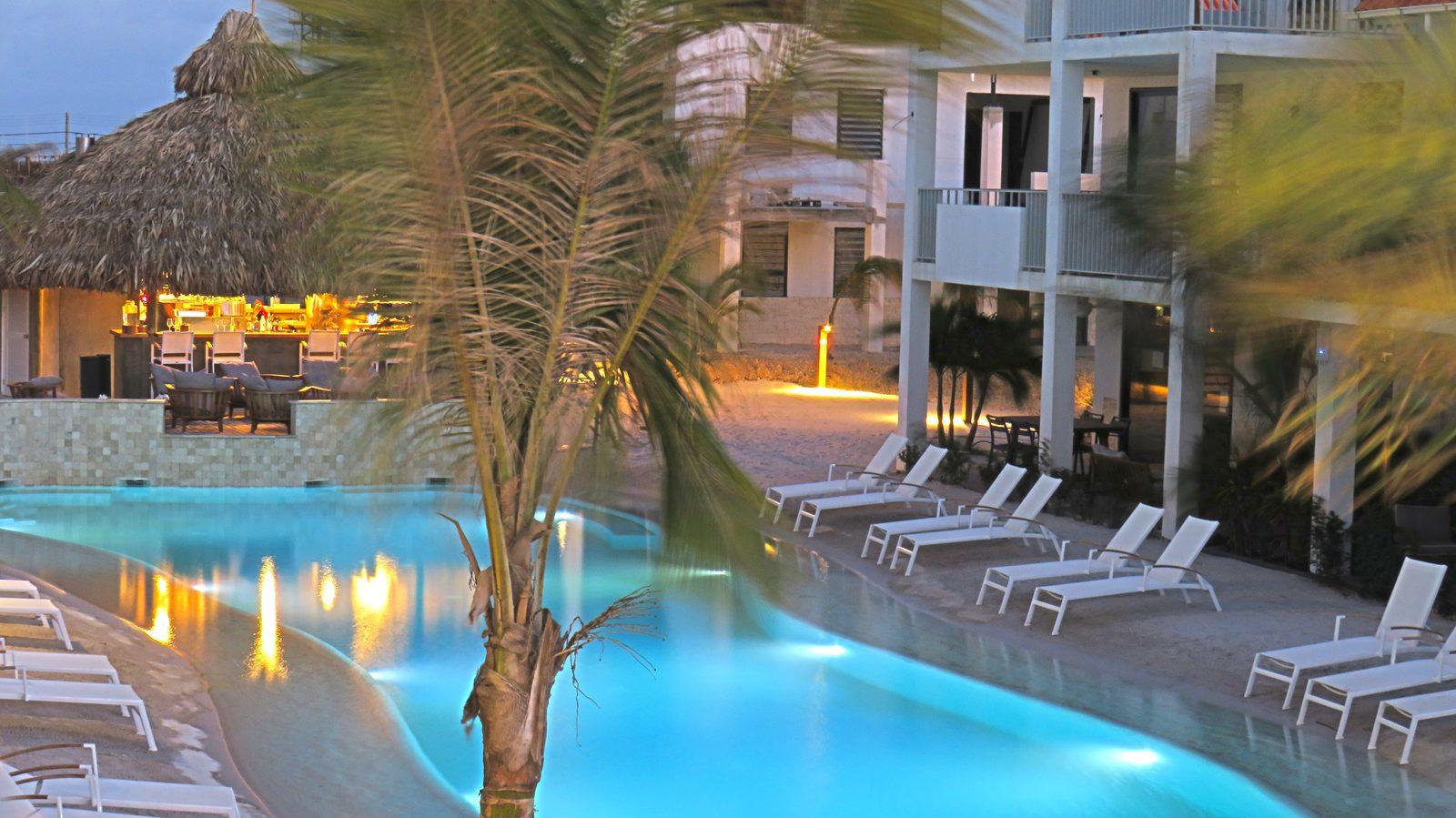 Resort Bonaire heeft op het resort verschillende faciliteiten waar u als gast gebruik van kunt maken. Huur een snorkelset of ga bij ons zwemmen!