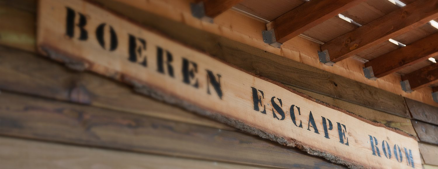 Escape Room & Verrassingsmenu Silver