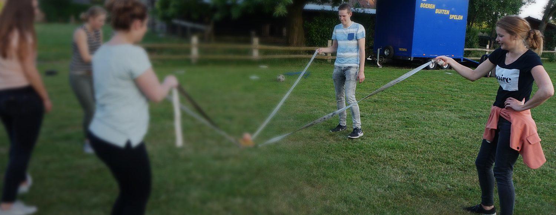 Bekend Boerenbuitenspelen - De Boshoek FL64