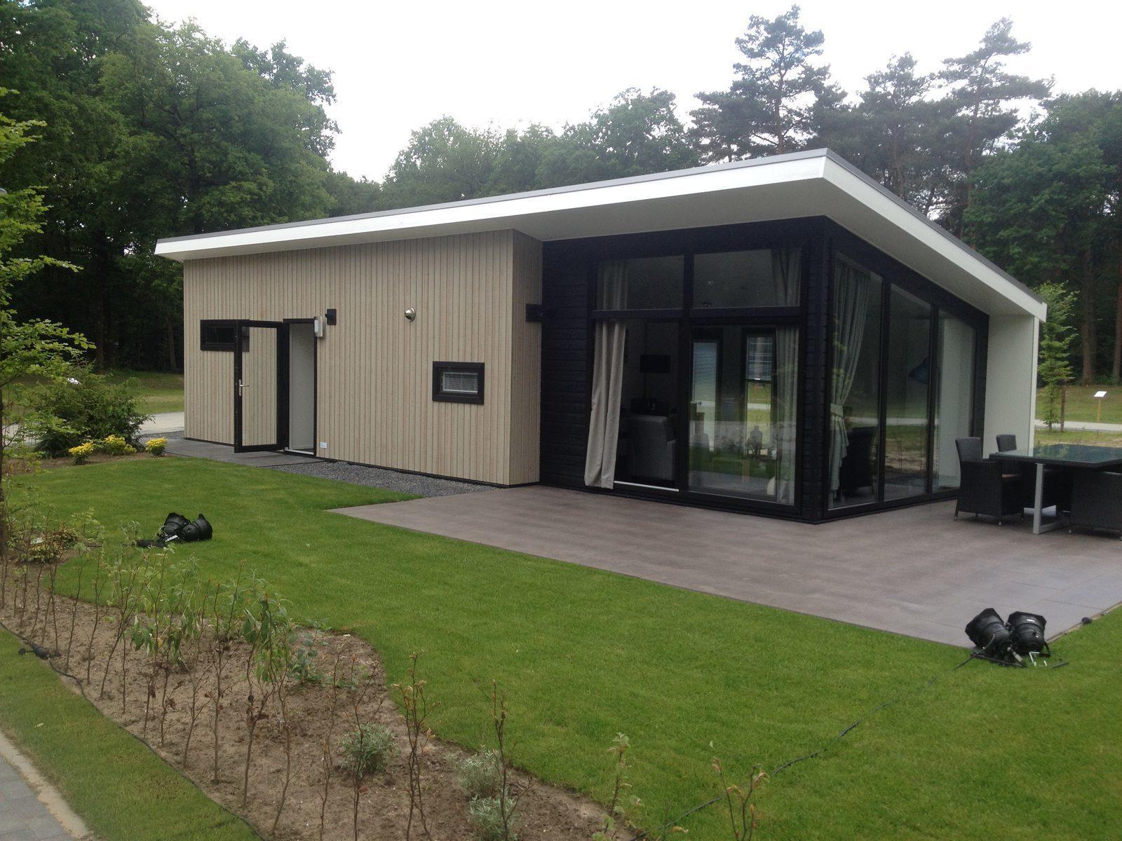 Nieuwbouw recreatiewoningen Noord-Brabant