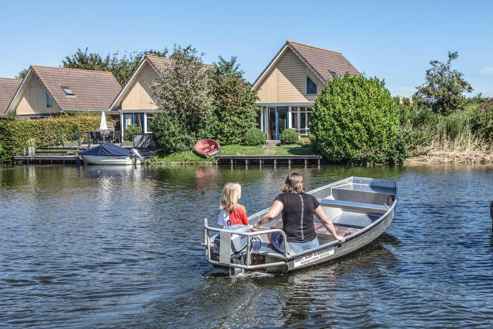 IJsselmeer angeln auf dem boot