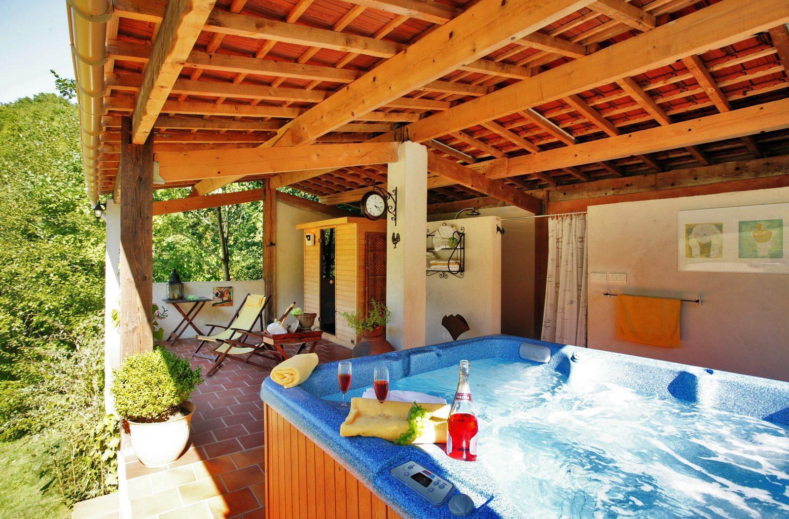 Kleinschalig vakantiepark in Dordogne Frankrijk