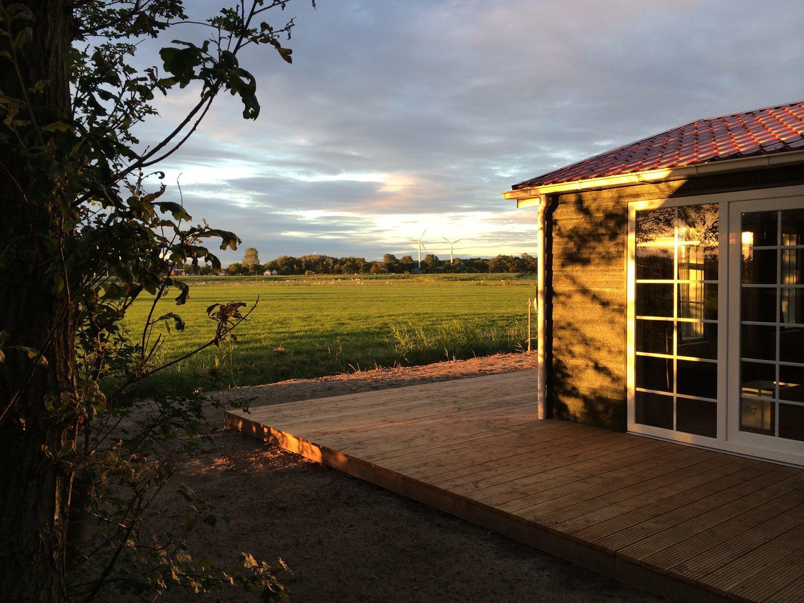 Chaletpark de Wierde Vraagprijs  € 125.000 kk