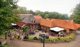 Pancake house and open air museum
