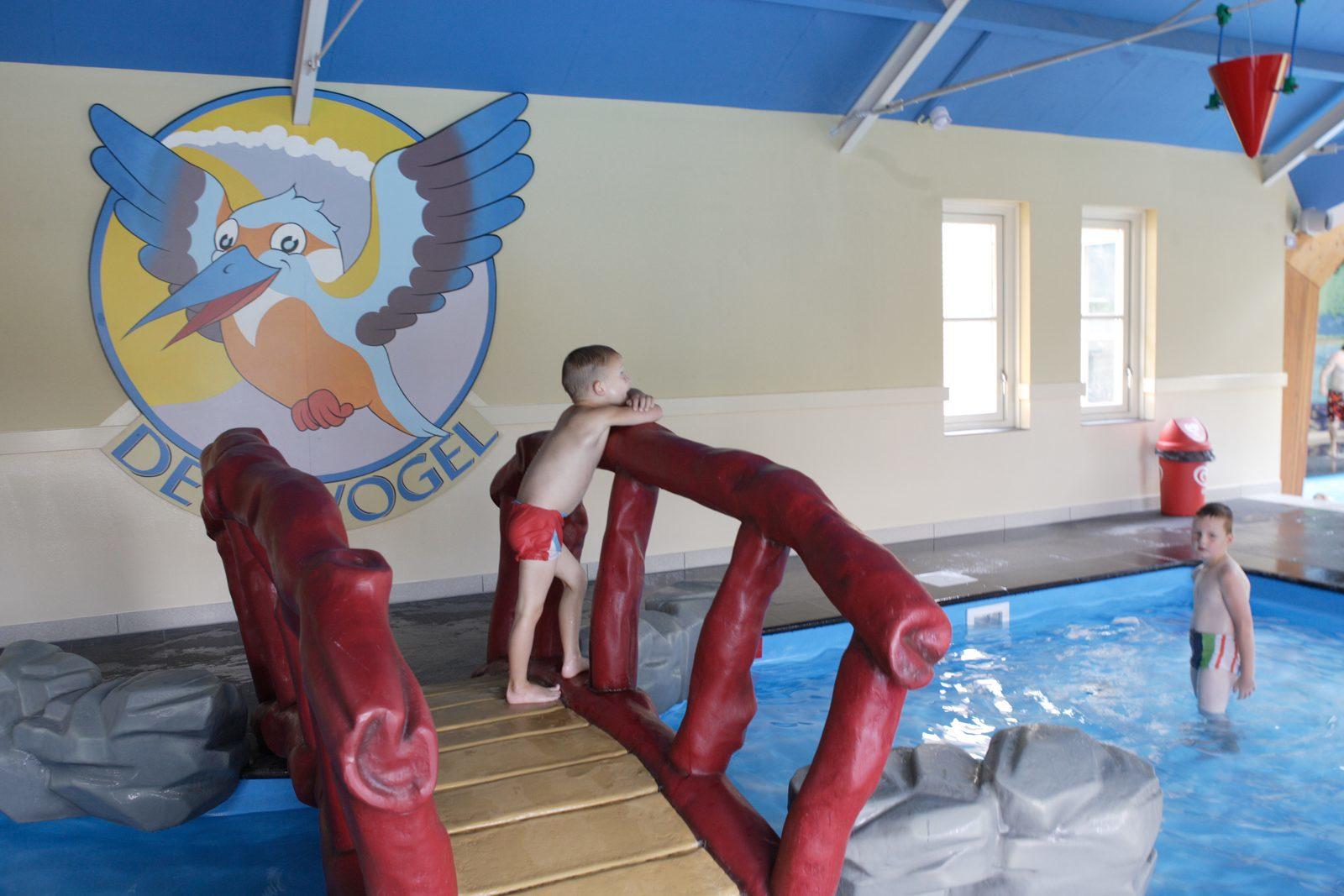 Vakantiepark Veluwe met overdekt zwembad