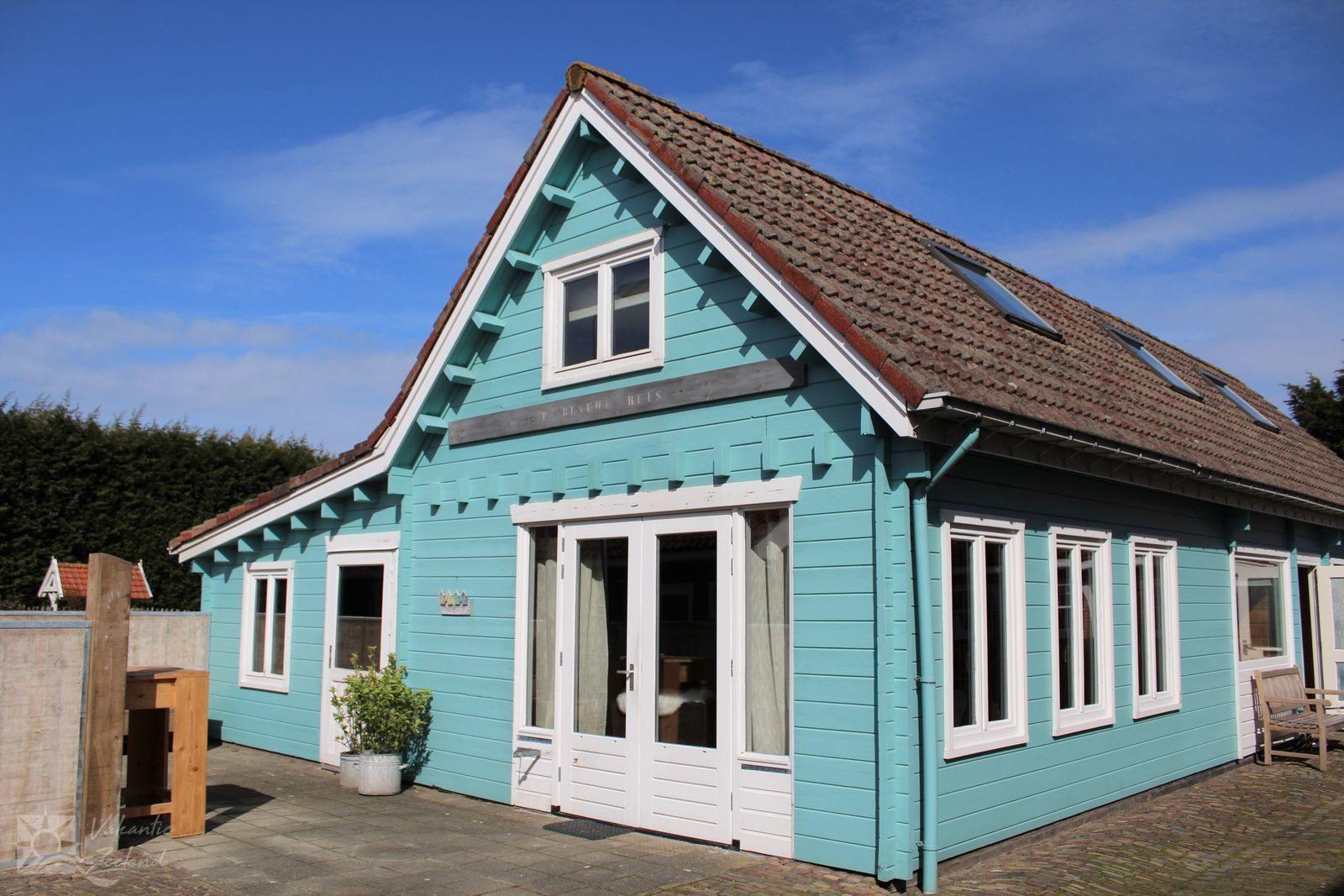 Großes Ferienhaus in Zeeland