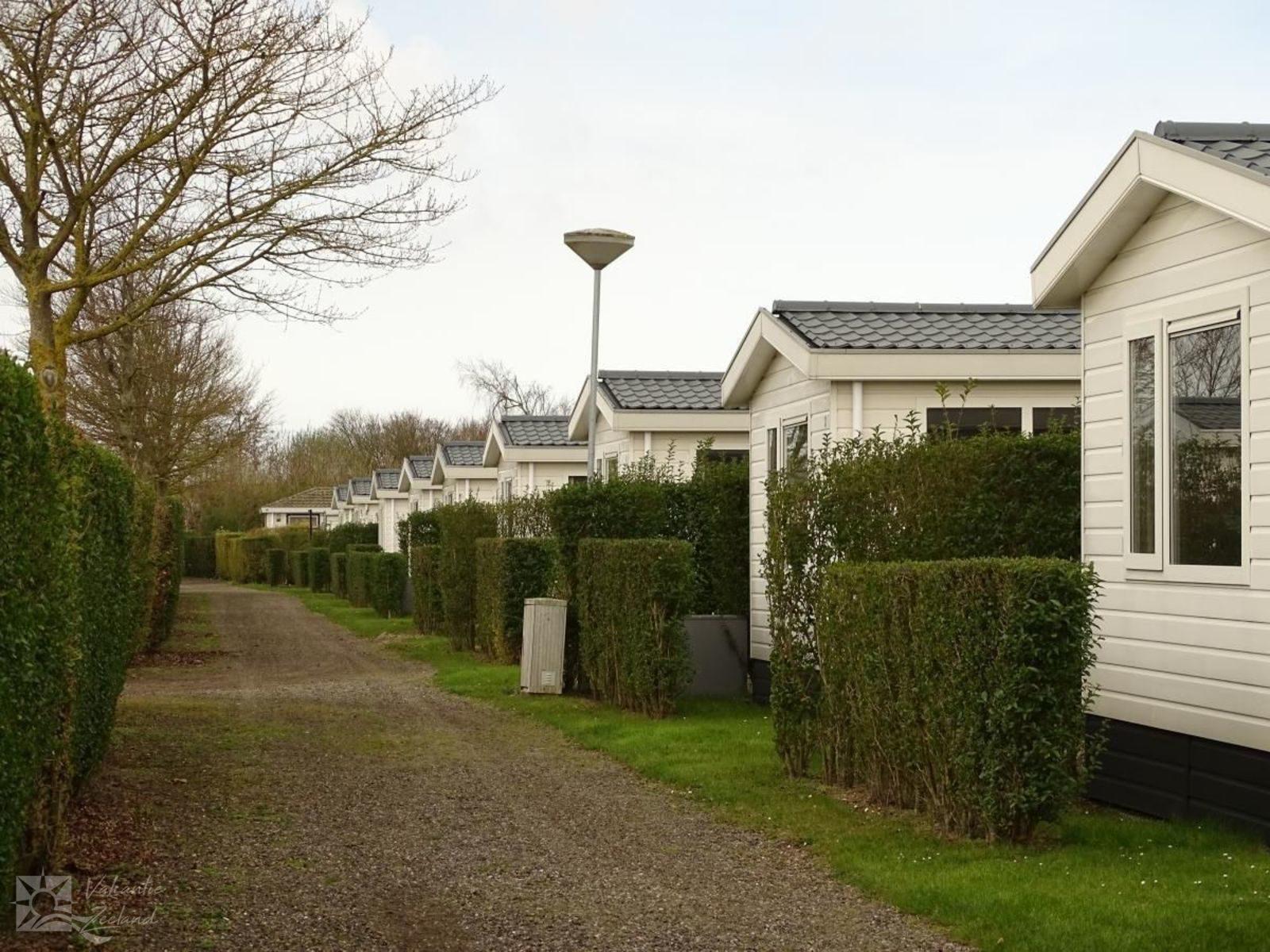 Accommodaties op Zonneweelde