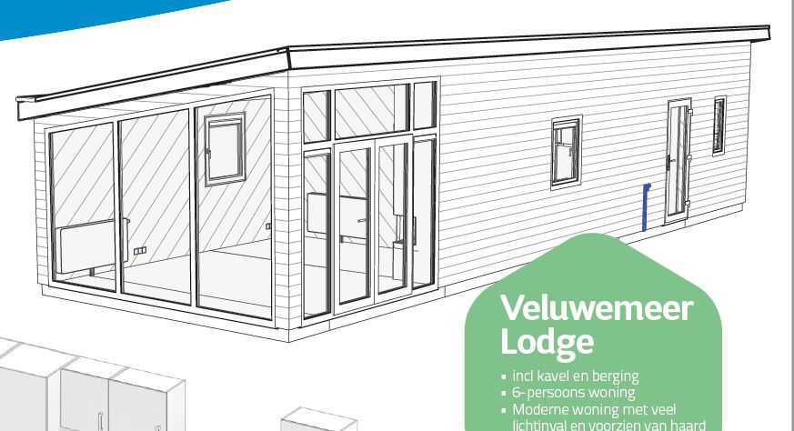 Veluwemeer Lodge