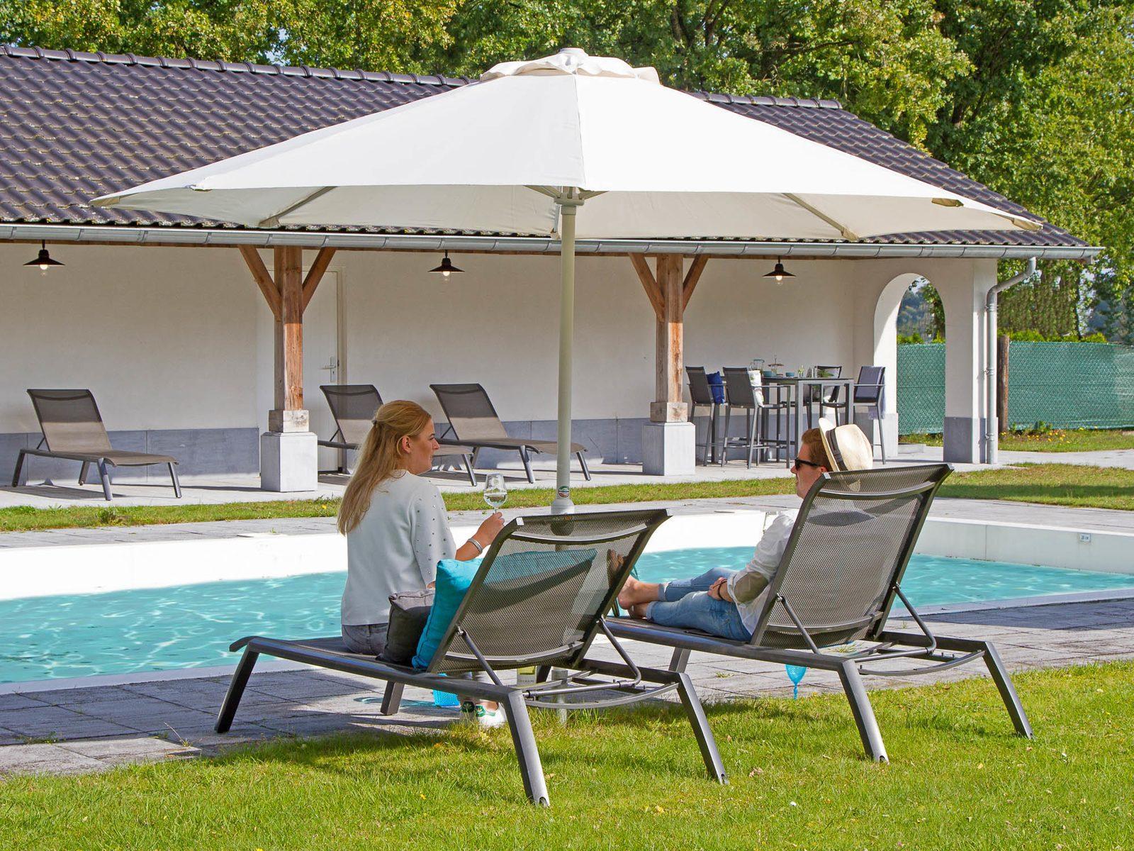 Vakantiepark Twente met zwembad