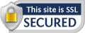 SSL Secured website