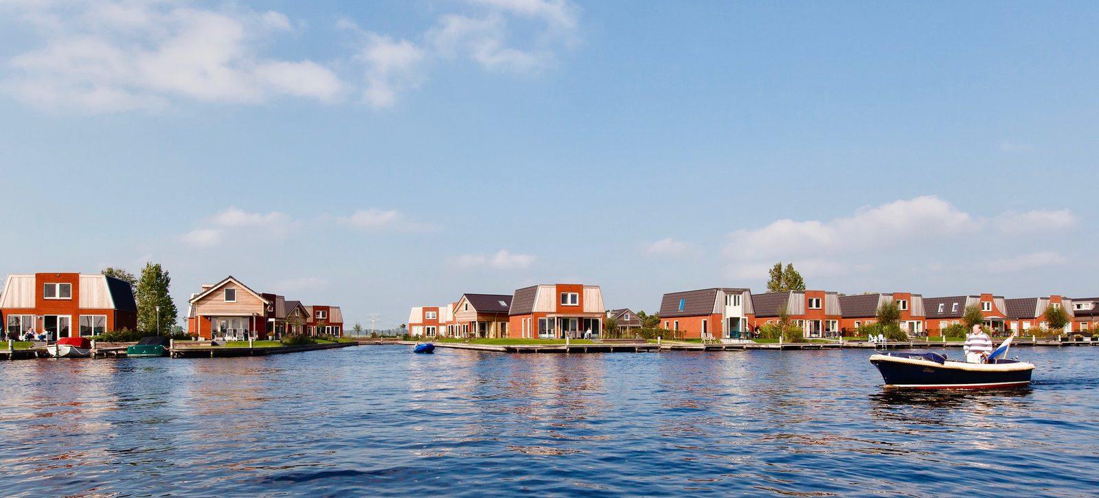 Tusken de Marren - Ferienpark in Friesland