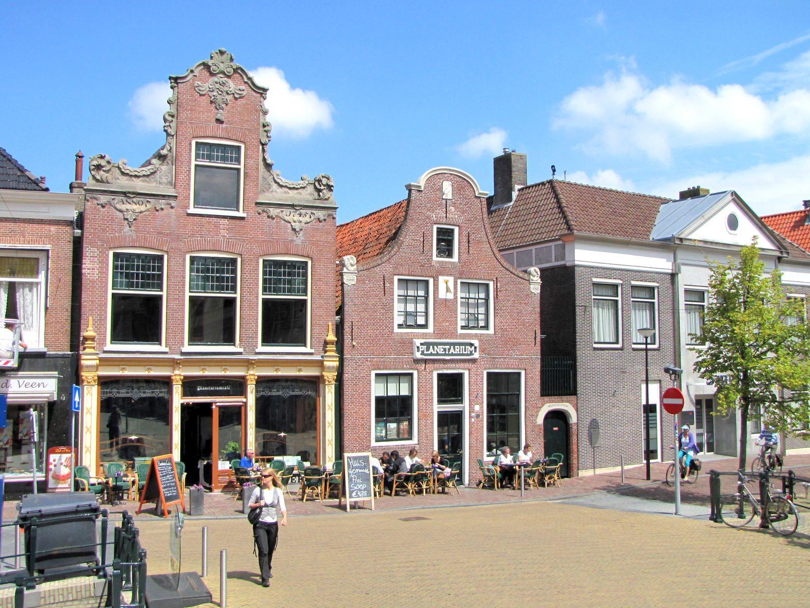 Planetarium Friesland – Franeker