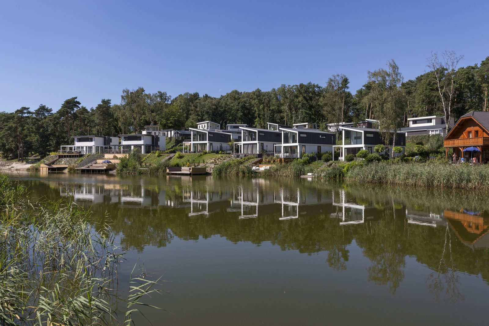 Experience the beautiful fall colors at EuroParcs Resort Brunssummerheide