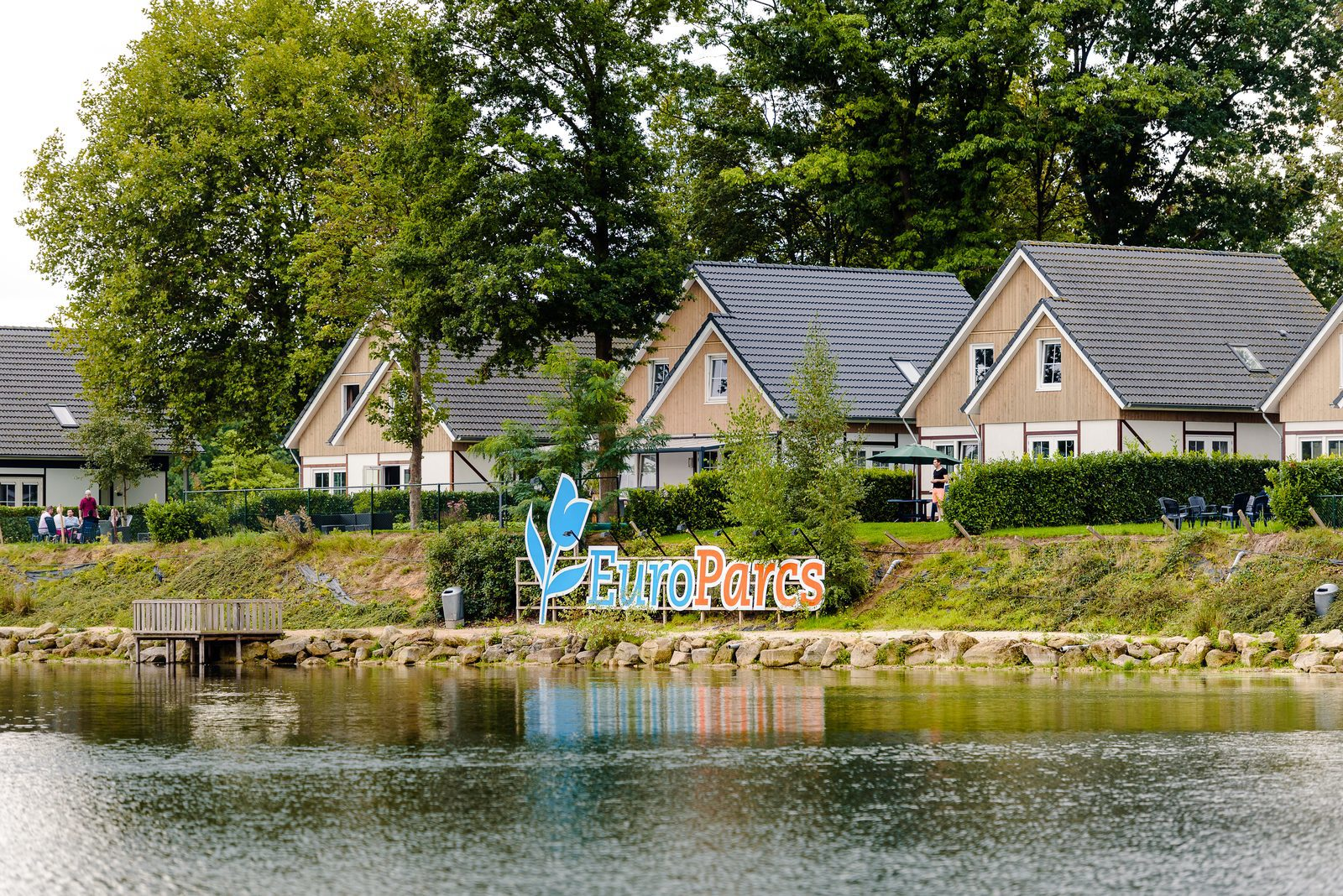 Experience the beautiful fall colors at EuroParcs Resort Limburg