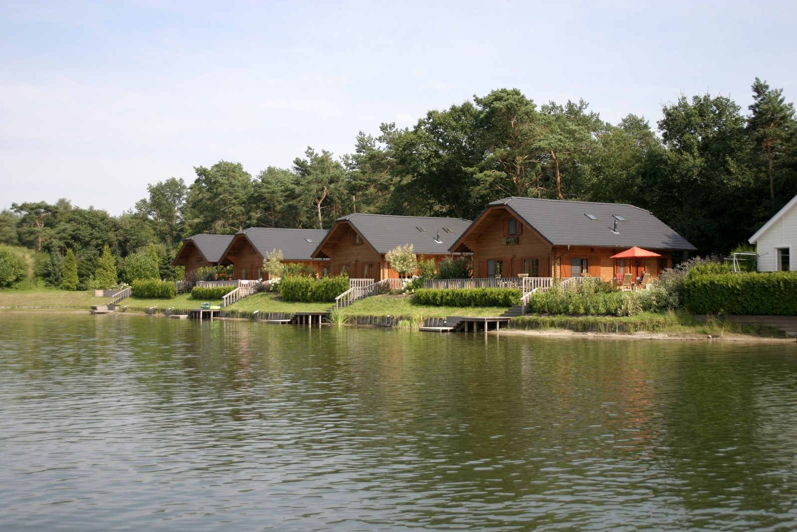 Experience the beautiful fall colors at EuroParcs Resort De Achterhoek!