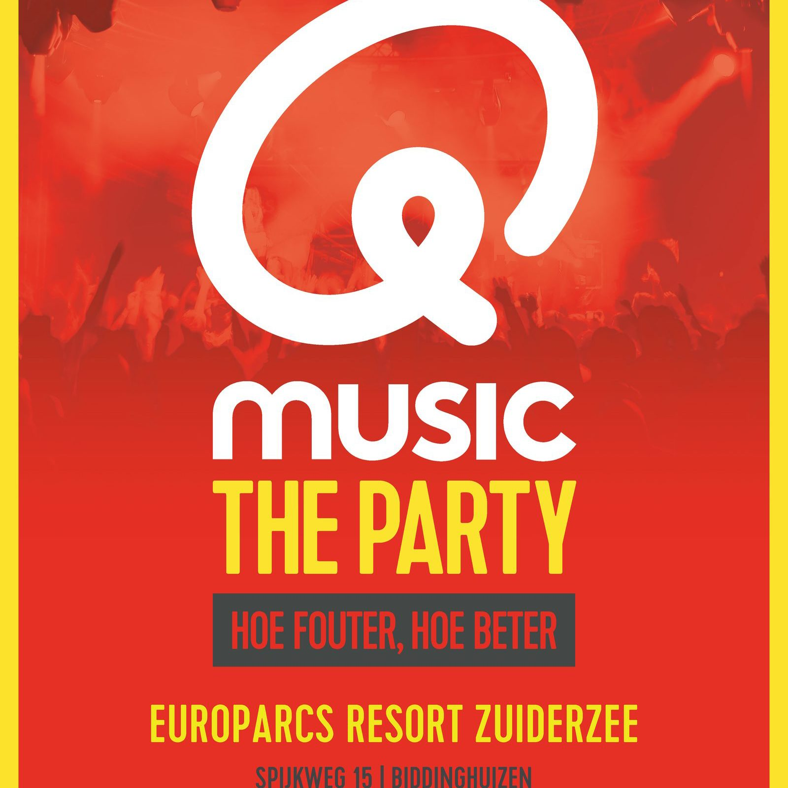 Q-Music, die Party - desto schlechter, desto besser!