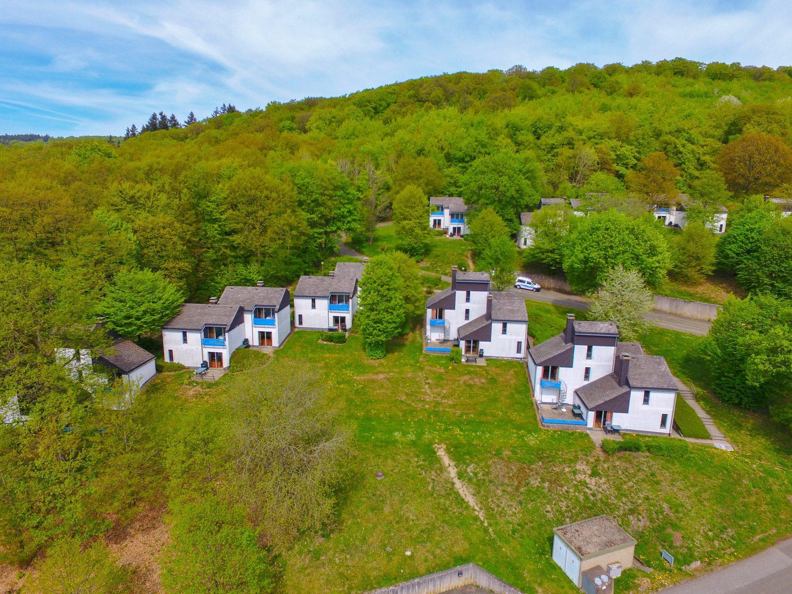 Vakantiehuisjes Hambachtal