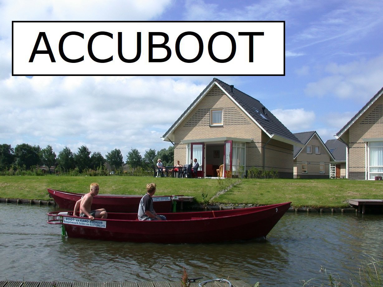 Faciliteiten overzicht Boot- en kanoverhuur