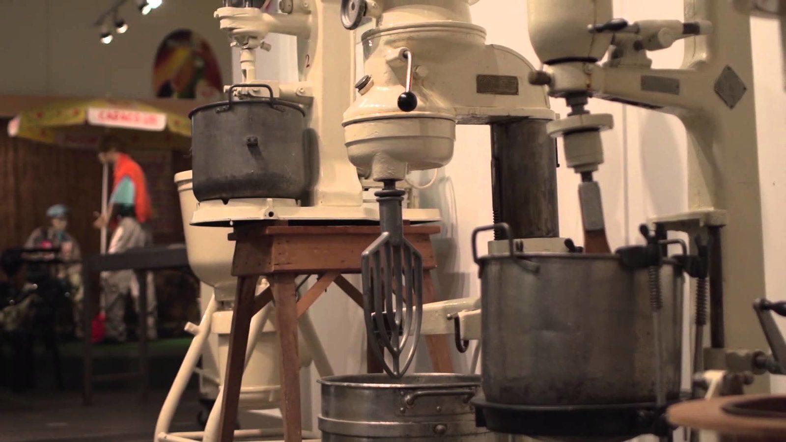 Bakkerij en ijsmuseum Hellendoorn